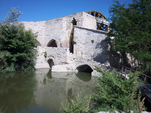 monastère de Rueda
